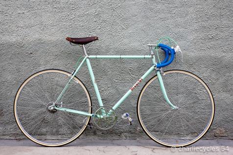 Bianchi Parigi Roubaix 1951