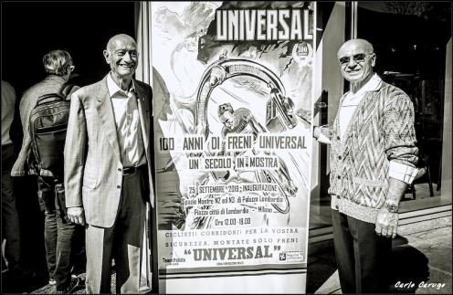 Marino Vigna - Alberto Masi, cento anni Freni Universal